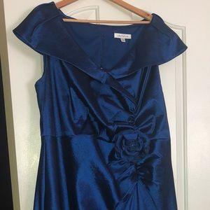Women's long evening dress